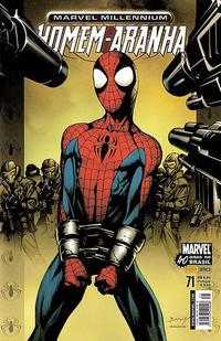 Cover Thumbnail for Marvel Millennium (Panini Brasil, 2002 series) #71