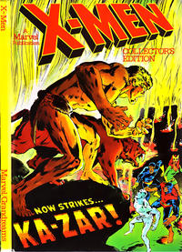 Cover Thumbnail for X-Men Collector's Edition (Marvel UK, 1981 ? series) #[2]