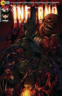 Cover Thumbnail for Inferno: Hellbound (Image, 2002 series) #1 [Cover G]