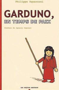 Cover Thumbnail for Garduno, en temps de paix (Les Requins Marteaux, 2002 series)