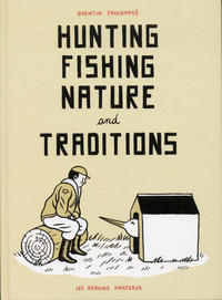 Cover Thumbnail for Hunting Fishing Nature and Traditions (Les Requins Marteaux, 2007 series)