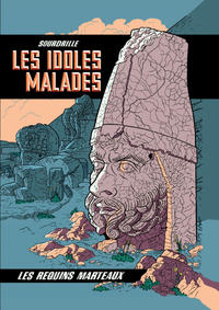 Cover Thumbnail for Les idoles malades (Les Requins Marteaux, 2013 series)