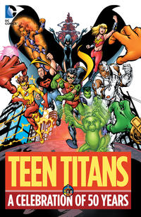 Cover Thumbnail for Teen Titans: A Celebration of 50 Years (DC, 2014 series)