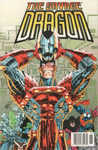 Cover Thumbnail for Savage Dragon (Image, 1993 series) #26 [Newsstand]