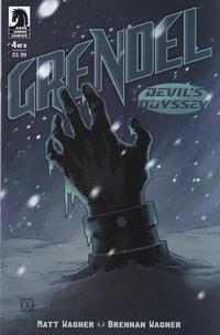 Cover Thumbnail for Grendel: Devil's Odyssey (Dark Horse, 2019 series) #4 [Standard Cover - Matt Wagner]