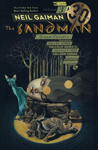 Cover Thumbnail for The Sandman (DC, 2018 series) #3 - Dream Country