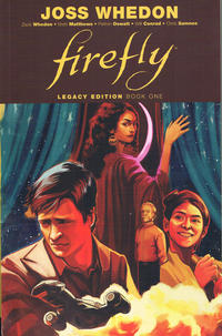 Cover Thumbnail for Firefly Legacy Edition (Boom! Studios, 2018 series) #1