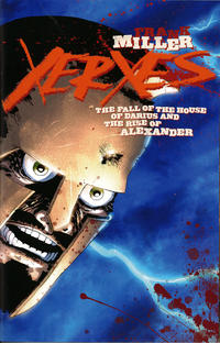 Cover Thumbnail for Xerxes: The Fall of the House of Darius and the Rise of Alexander (Dark Horse, 2018 series) #2