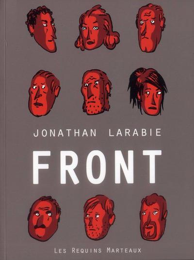 Cover for Front (Les Requins Marteaux, 2012 series)