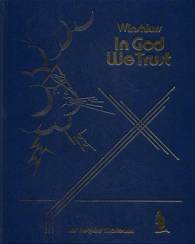 Cover for In God We Trust (Les Requins Marteaux, 2013 series)