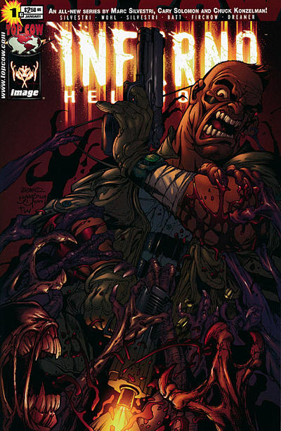 Cover for Inferno: Hellbound (Image, 2002 series) #1 [Cover G]
