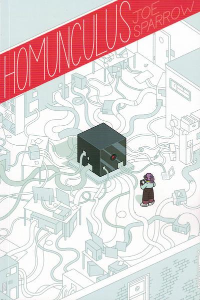Cover for Homunculus (Shortbox, 2018 series)