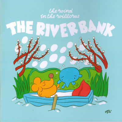 Cover for The River Bank (Shortbox, 2018 series)