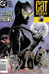 Cover for Catwoman (DC, 2002 series) #41 [Newsstand]