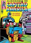 Cover for Capitão América (Editora Abril, 1979 series) #44