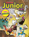 Cover for Donald Duck Junior (Hjemmet / Egmont, 2018 series) #6/2020