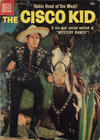 Cover for The Cisco Kid (Dell, 1951 series) #40 [15¢]