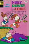 Cover for Walt Disney Huey, Dewey and Louie Junior Woodchucks (Western, 1966 series) #34 [Whitman]