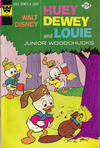 Cover for Walt Disney Huey, Dewey and Louie Junior Woodchucks (Western, 1966 series) #30 [Whitman]