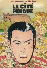 Cover Thumbnail for Kim Devil (Dupuis, 1955 series) #1 - La Cité perdue