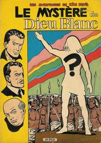 Cover Thumbnail for Kim Devil (Dupuis, 1955 series) #4 - Le Mystère du Dieu Blanc