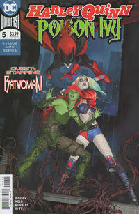 Cover Thumbnail for Harley Quinn & Poison Ivy (DC, 2019 series) #5 [Mikel Janín Cover]