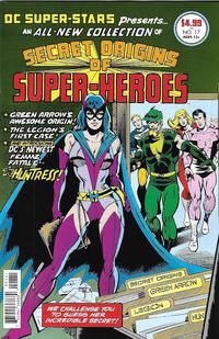 Cover Thumbnail for DC Super Stars 17 (Facsimile Edition) (DC, 2020 series)