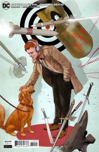 Cover Thumbnail for Superman's Pal Jimmy Olsen (DC, 2019 series) #10 [Ben Oliver]