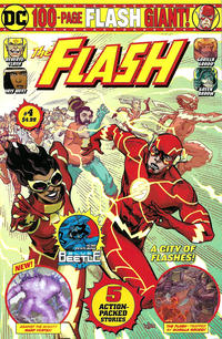 Cover Thumbnail for The Flash Giant (DC, 2019 series) #4 [Direct Market Edition]
