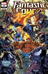 Cover Thumbnail for Fantastic Four (2018 series) #17 (662) [Carlos Gómez 'Venom Island']