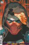 Cover for Red Hood: Outlaw (DC, 2018 series) #36 [Yasmine Putri Cardstock Variant Cover]