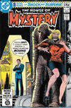 Cover for House of Mystery (DC, 1951 series) #286 [British]