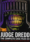 Cover Thumbnail for Judge Dredd The Complete Case Files (2005 series) #3 [US Edition]