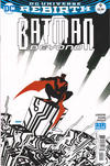 Cover for Batman Beyond (DC, 2016 series) #9 [Dave Johnson Cover]