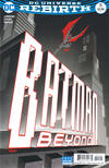 Cover for Batman Beyond (DC, 2016 series) #11 [Dave Johnson Cover]