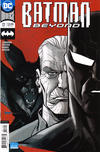 Cover for Batman Beyond (DC, 2016 series) #17 [Dave Johnson Cover]