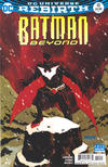 Cover for Batman Beyond (DC, 2016 series) #10 [Dave Johnson Cover]