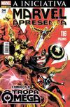 Cover for Marvel Apresenta (Panini Brasil, 2002 series) #34 - Tropa Ômega