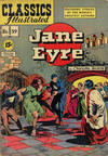 Cover for Classics Illustrated (Gilberton, 1947 series) #39 [HRN 118] - Jane Eyre