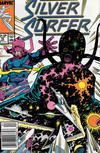 Cover for Silver Surfer (Marvel, 1987 series) #10 [Newsstand]