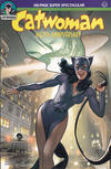 Cover Thumbnail for Catwoman 80th Anniversary 100-Page Super Spectacular (2020 series) #1 [1940s Variant Cover by Adam Hughes]