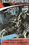 Cover for Transformers - Introdução ao Filme (On Line, 2007 series)