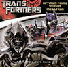 Cover for Transformers - Optimus Prime Versus Megatron (On Line, 2007 series)