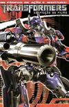 Cover for Transformers - Adaptação do Filme (On Line, 2007 series)