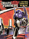 Cover for Transformers - A História Completa do Filme (On Line, 2007 series)