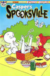 Cover for Casper's Spooksville (American Mythology Productions, 2019 series) #4 [Limited Edition Cover]