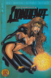 Cover for Lionheart (Awesome, 1999 series) #1 [Dynamic Forces Exclusive Ruby Red Foil Cover]
