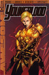Cover for Youngblood (Awesome, 1998 series) #1 [Dynamic Forces Exclusive Alternate Cover Foil Edition]