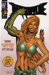 Cover for Darkchylde Summer Swimsuit Spectacular (DC, 1999 series) #1 [Dynamic Forces Exclusive Gold Foil Edition]