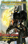 Cover for The Transformers Generations (On Line, 2007 series) #3